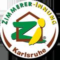 Zimmerer Innung Karlsruhe Logo